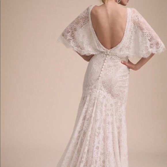 8f535db74 BHLDN Tres Chic Wedding Gown